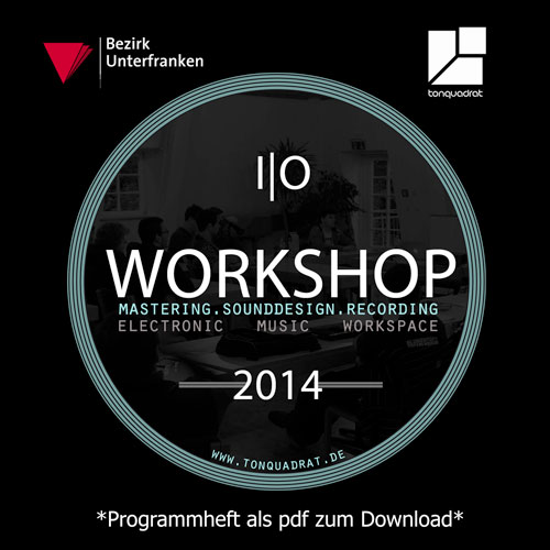 Tonquadrat I|O Workshop 2014